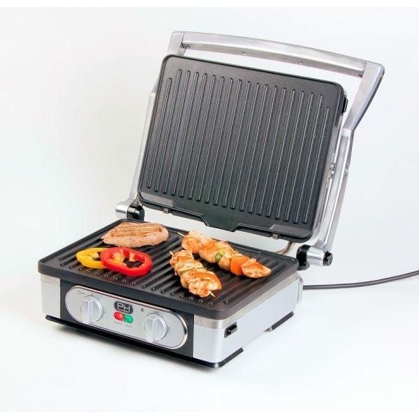 Grill de table utilisation plat ou en press achat - Grill electrique de table ...