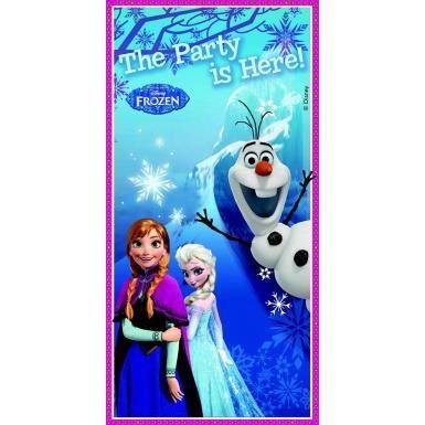 d coration de porte la reine des neiges achat vente On decoration porte reine des neiges