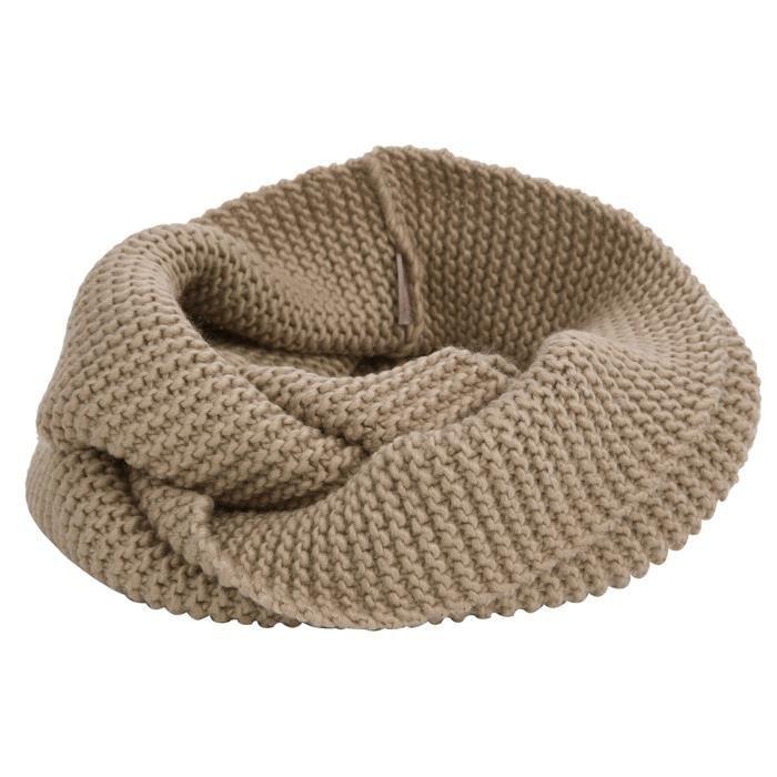 tour de cou femme achat vente echarpe foulard 3231760256315 cdiscount. Black Bedroom Furniture Sets. Home Design Ideas