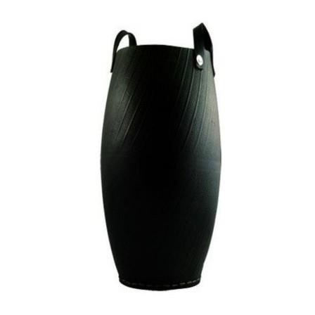petite jarre 30 en pneu recycl tad achat vente porte parapluie petite jarre 30 en pneu rec. Black Bedroom Furniture Sets. Home Design Ideas