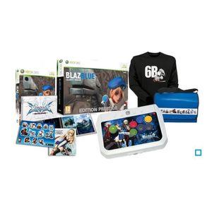 JEUX XBOX 360 Blazblue Prestige / Jeu console XBOX360