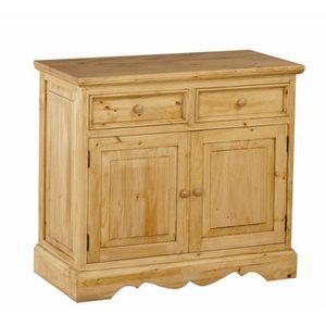meuble en pin couleur miel achat vente meuble en pin couleur miel pas cher cdiscount. Black Bedroom Furniture Sets. Home Design Ideas