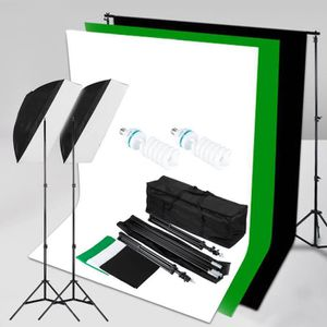 KIT STUDIO PHOTO Excelvan Pro Kit Éclairage Studio Photographie Lam