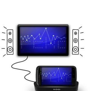 STATION D'ACCUEIL Station d'accueil USB Kidigi avec sortie HDMI p…