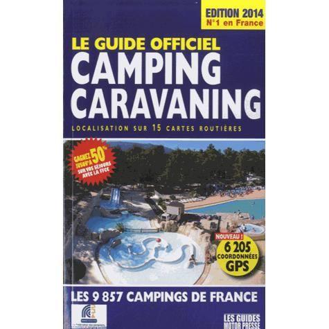 Guide camping caravaning