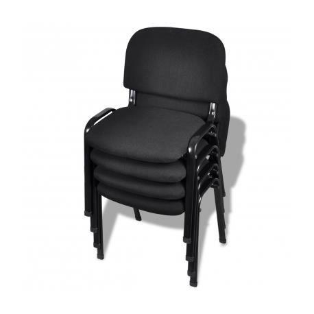 Chaise de bureau 4 pi ces achat vente chaise de bureau cdiscount - Chaise de bureau cdiscount ...