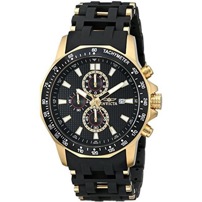 montre invicta achat vente montre montre invicta prix cass 0843836019316 cdiscount. Black Bedroom Furniture Sets. Home Design Ideas