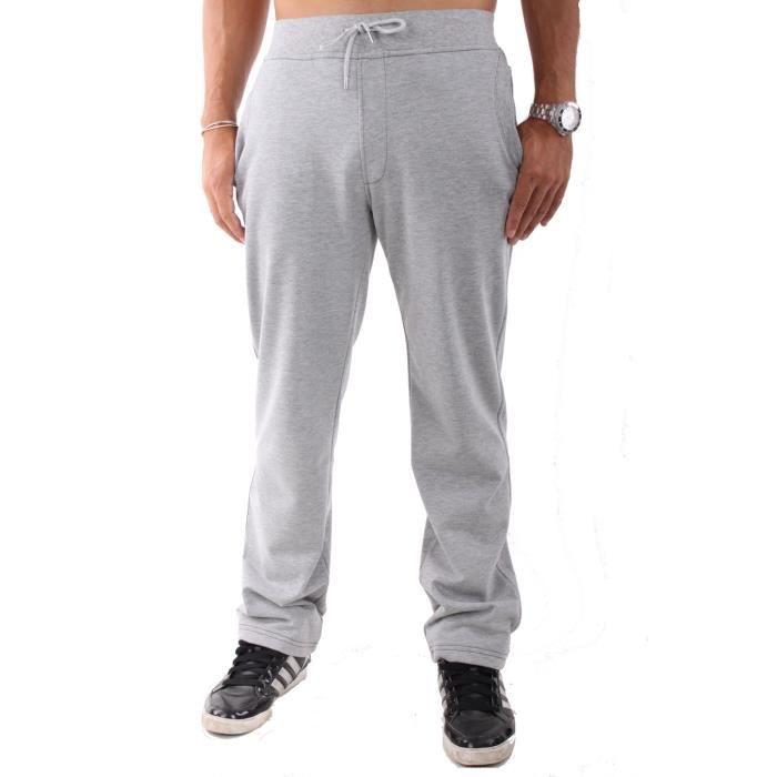 bas de jogging armani jeans p83n gris gris achat vente surv tement de sport cdiscount. Black Bedroom Furniture Sets. Home Design Ideas