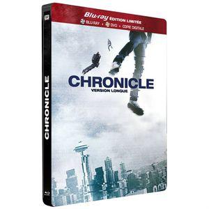 BLU-RAY FILM Blu-Ray Chronicle - combo bluray