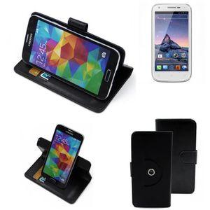 HOUSSE - ÉTUI Case 360° Cover pour Smartphone Wiko Cink Peax 2,