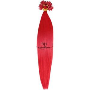 PERRUQUE - POSTICHE Extension Keratine Flashy Color - Rouge - Extensio