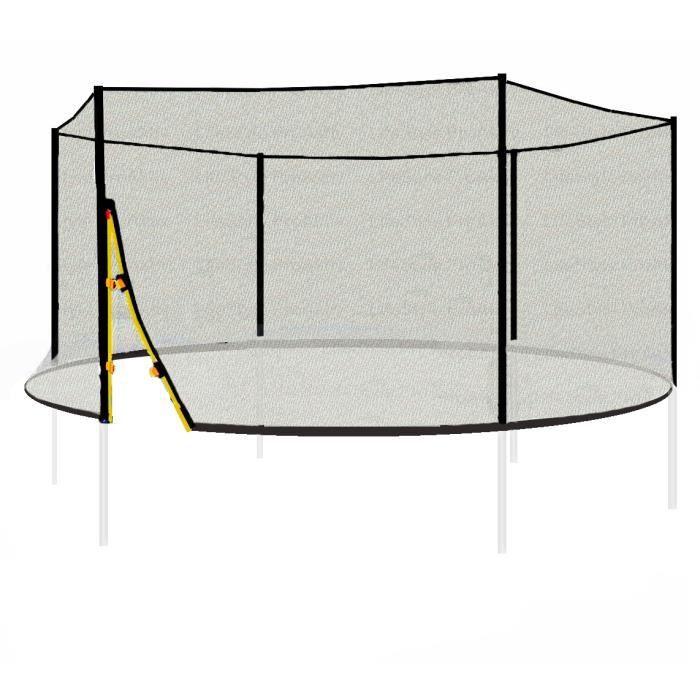 filet trampoline 430 achat vente jeux et jouets pas chers. Black Bedroom Furniture Sets. Home Design Ideas