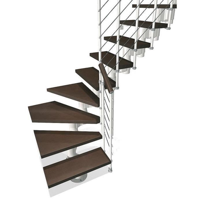 vol e d 39 escalier komoda74 de chez fontanot largeur 74cm l forme 1 tourner hauteur 225. Black Bedroom Furniture Sets. Home Design Ideas