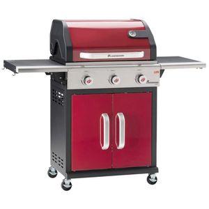 barbecue gaz achat vente barbecue gaz pas cher cdiscount. Black Bedroom Furniture Sets. Home Design Ideas