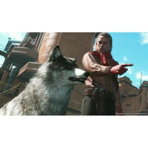Metal Gear Solid V : The Phantom Pain Edition Day one Jeu XBOX One