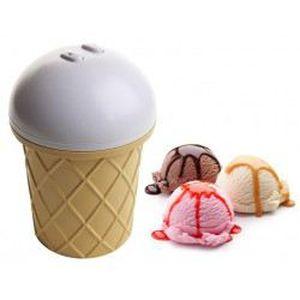 SORBETIÈRE Machine à glace Gelato Mix