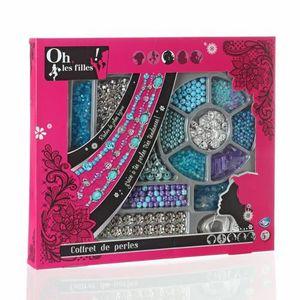 Kit creation bracelet perle enfant achat vente kit creation bracelet perle enfant pas cher - Materiel creation bijoux pas cher ...