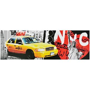 Cadre new york achat vente cadre new york pas cher for Grand tableau new york