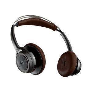 casque sans fil plantronics achat vente casque sans fil plantronics pas cher cdiscount. Black Bedroom Furniture Sets. Home Design Ideas