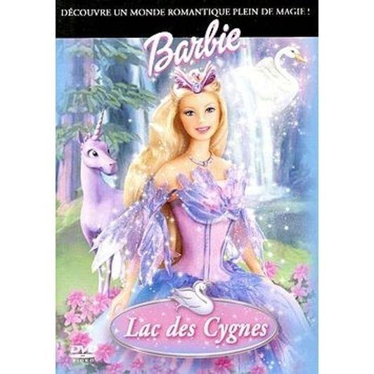 Dvd barbie le lac des cygnes en dvd dessin anim pas - Le chat de barbie ...