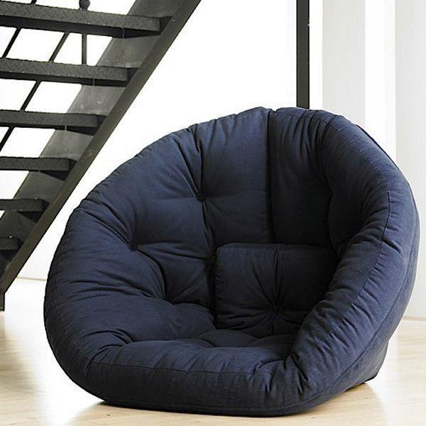 little nest le fauteuil cocon pour les enfants achat vente fauteuil 100 jute cdiscount. Black Bedroom Furniture Sets. Home Design Ideas