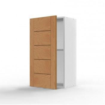 meuble haut design 39 1 porte pleine l40xh71 5xp3 achat vente l ments haut meuble haut. Black Bedroom Furniture Sets. Home Design Ideas