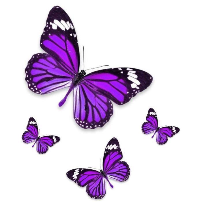 stickers papillon pour voiture achat vente stickers papillon pour voiture pas cher les. Black Bedroom Furniture Sets. Home Design Ideas