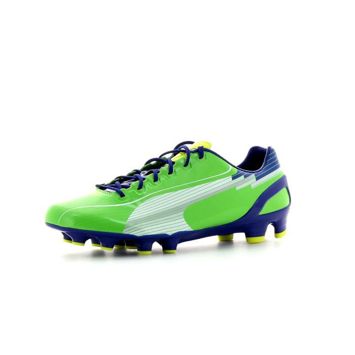Chaussure Puma Verte