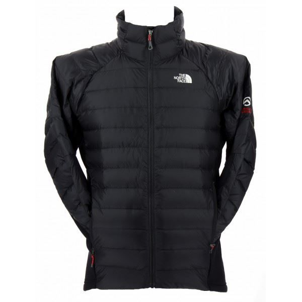 doudoune the north face crimptastic hybrid jkt homme noir. Black Bedroom Furniture Sets. Home Design Ideas