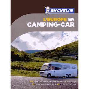GUIDES MONDE L'Europe en camping-car 2015