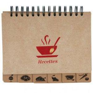 Cahier de recette de cuisine achat vente cahier de - Cahier de cuisine a remplir ...