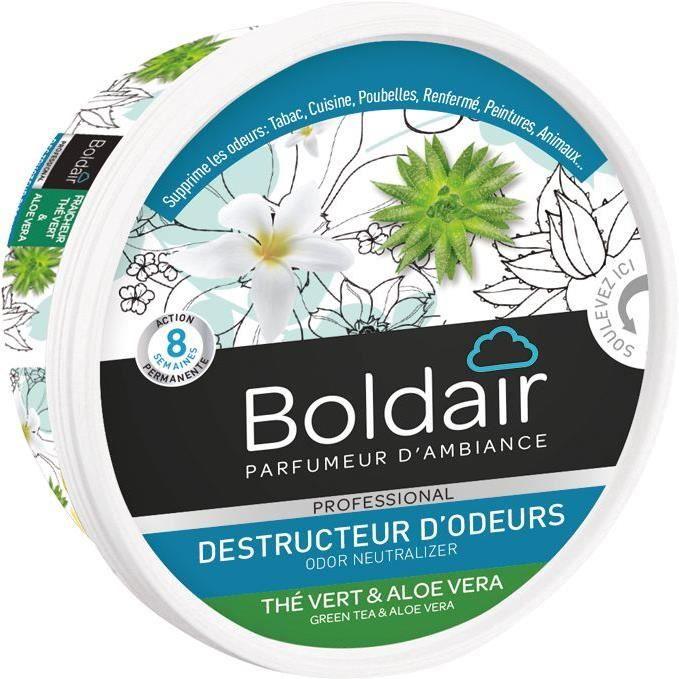 gel destructeur d 39 odeur th vert 300 g achat vente d sodorisant int rieur d sodorisant. Black Bedroom Furniture Sets. Home Design Ideas
