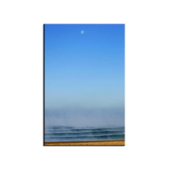 Tableau moderne plage landaise achat vente tableau toile cdiscount - Vente tableau moderne ...
