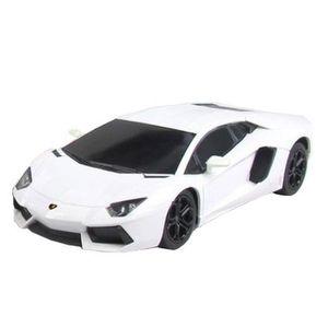 Lamborghini Aventador Voiture Telecommandée Blanche