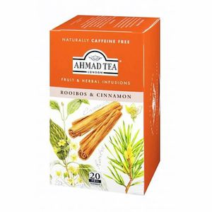 INFUSION Infusion rooibos et cannelle - Ahmad Tea London -