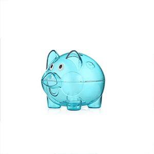 cochon tirelire plastique achat vente cochon tirelire plastique pas cher cdiscount. Black Bedroom Furniture Sets. Home Design Ideas