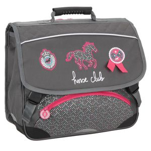 bagages r cartable chevaux