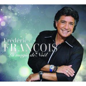 CD VARIÉTÉ FRANÇAISE La magie de Noël by Frédéric François (CD)