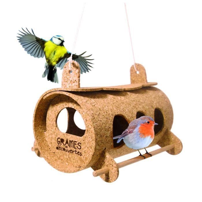 mangeoire li ge 100 recycl monter soi m me achat vente nature animaux cdiscount. Black Bedroom Furniture Sets. Home Design Ideas