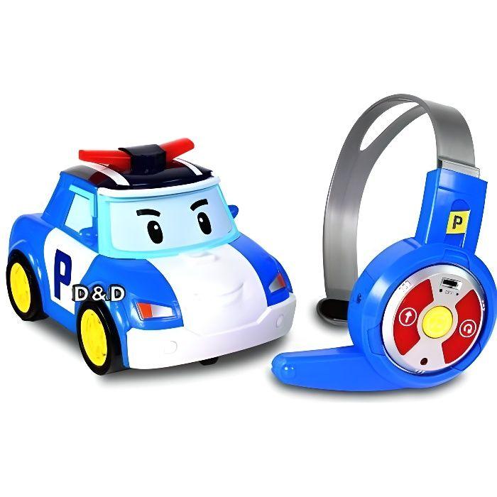 Robocar poli poli commande vocale achat vente - Jeux robocar poli ...