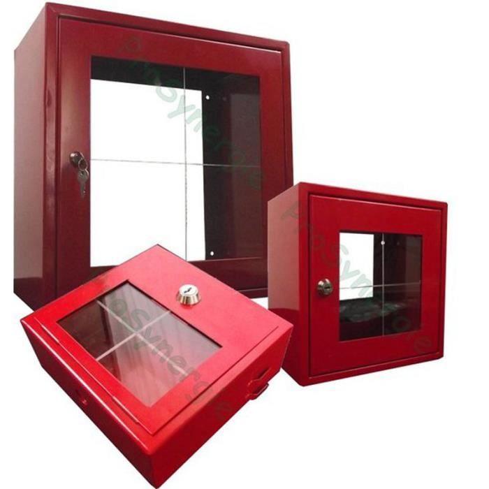 boitier sous verre dormant dimensions 450 x achat vente signalisation de bureau. Black Bedroom Furniture Sets. Home Design Ideas