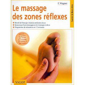 LIVRE SANTÉ FORME Le massage des zones réflexes