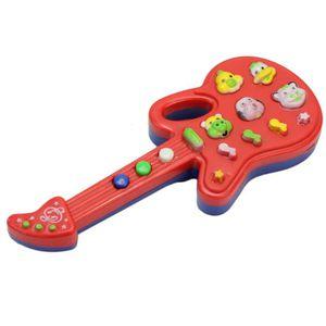 INSTRUMENT DE MUSIQUE Mini Électronique Guitare Jouet Musique pr Enfants