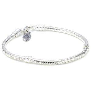 BRACELET , GOURMETTE Pandora , 59700,18HV , Bracelet Femme , Argent \u2026