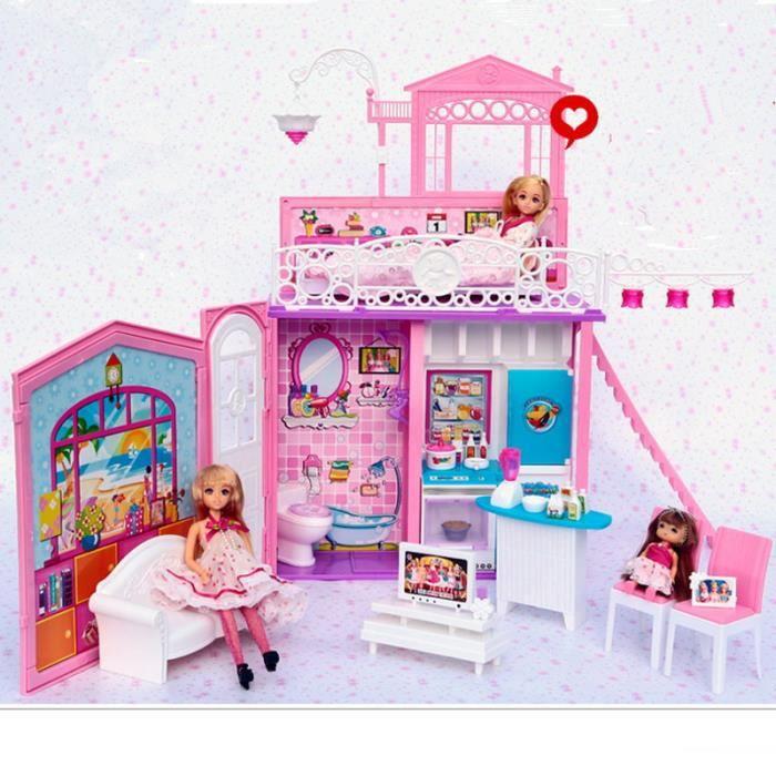 D ette maison de r ve un costume achat vente d guisement panoplie sol - Barbie et sa maison de reve ...