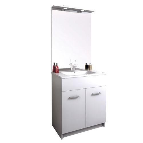 meuble salle de bains au sol tampa 2 achat vente salle de bain complete meuble salle de. Black Bedroom Furniture Sets. Home Design Ideas