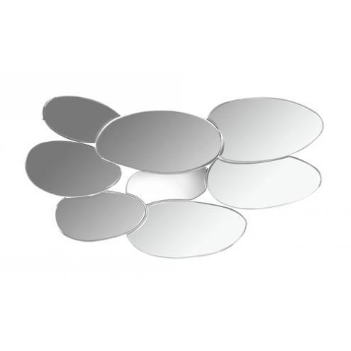 Miroir d coratif glossy for Miroir soldes