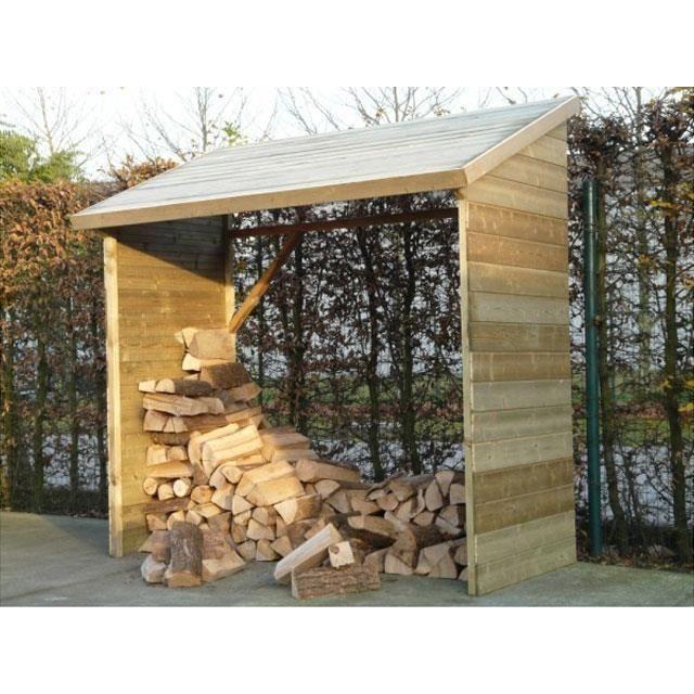 abri b ches en bois calgary 1 9m achat vente abri buches abri b ches en bois calgary. Black Bedroom Furniture Sets. Home Design Ideas