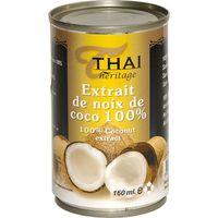 AUTRES SAUCES FROIDES THAI HERITAGE Extrait de noix de coco 160g (x1)