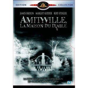 La maison du diable dvd achat vente la maison du for Amityville la maison du diable